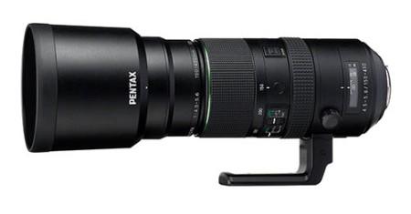 HD Pentax D-FA 150-450mm f/4.5-5.6