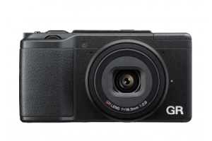 An apparent ever-green: the Ricoh GR, now in its second iteration.