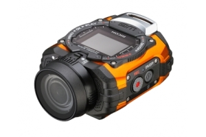 Making a splash: Ricoh's action hero cam, the WG-M1.